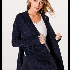 Lululemon Blissful Zen sweater